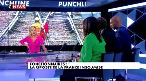 Laurence Ferrari et Samia Ghali dans Punchline - 06/02/18 - 04