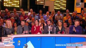 Laurence Ferrari dans Touche pas à mon Poste - 26/11/18 - 02