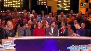 Laurence Ferrari dans Touche pas à mon Poste - 26/11/18 - 06