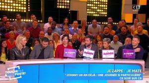 Laurence Ferrari dans Touche pas à mon Poste - 26/11/18 - 08