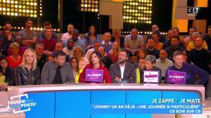 Laurence Ferrari dans Touche pas à mon Poste - 26/11/18 - 09