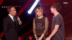 Louane dans les NRJ Music Awards - 12/11/16 - 02