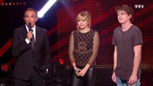 Louane dans les NRJ Music Awards - 12/11/16 - 06