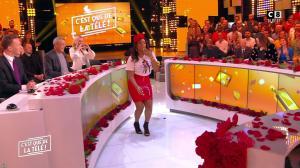 Ludivine Retory dans c'est Que de la Télé - 14/02/19 - 02