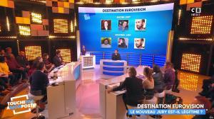 Magali Berdah dans Touche pas à mon Poste - 11/01/19 - 02