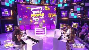 Magali Berdah dans Touche pas à mon Poste People - 14/06/19 - 01
