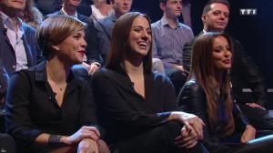 Malika Ménard et Benedicte Le Chatelier dans le Grand Concours - 01/02/19 - 04