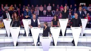 Malika Ménard et Benedicte Le Chatelier dans le Grand Concours - 01/02/19 - 32