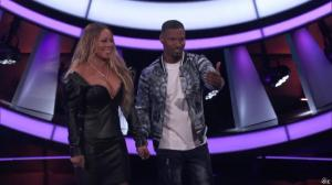 Mariah Carey dans Beat Shazam - 12/07/17 - 02