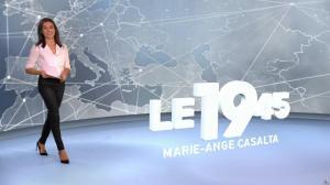 Marie-Ange Casalta dans le 19-45 - 02/01/19 - 01