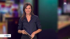 Marie Ange Casalta dans le 19-45 - 03/01/19 - 03