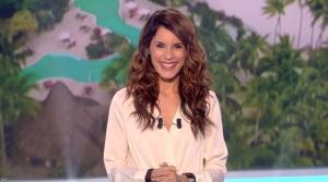 Marion Jollès Grosjean lors du Tirage du Loto - 26/11/18 - 01