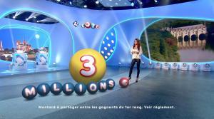Marion Jollès Grosjean lors du Tirage du Loto - 26/11/18 - 03