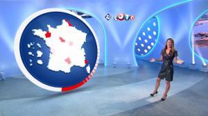 Marion Jollès Grosjean lors du Tirage du Loto - 29/09/18 - 02