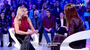 Matilde Brandi dans Verissimo - 02/02/19 - 03
