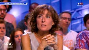 Nathalie Iannetta dans le Mag de la Coupe du Monde - 02/07/18 - 01