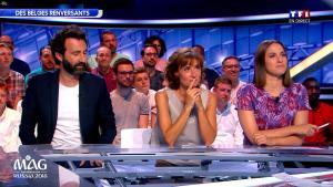 Nathalie Iannetta dans le Mag de la Coupe du Monde - 02/07/18 - 02
