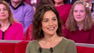 Nathalie Pechalat dans Vivement Dimanche - 06/01/19 - 02
