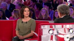 Nathalie Pechalat dans Vivement Dimanche - 06/01/19 - 03