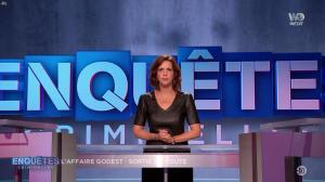 Nathalie Renoux dans Enquêtes Criminelles - 03/10/18 - 02