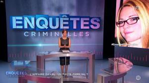 Nathalie Renoux dans Enquêtes Criminelles - 03/10/18 - 06