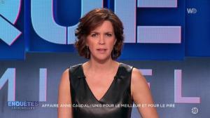 Nathalie Renoux dans Enquêtes Criminelles - 30/01/19 - 06