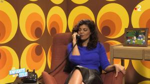 Nawell Madani dans les Enfants de la Télé - 03/03/19 - 02