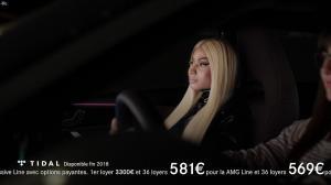 Nicki Minaj dans une Publicité pour Mercedes - 30/04/18 - 01