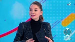 Olivia Schaller dans Télématin - 14/01/19 - 03