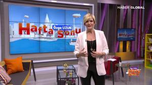 Ozge Uzun dans Ozge Uzun Ile Hafta Sonu - 02/02/19 - 02