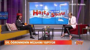 Ozge Uzun dans Ozge Uzun Ile Hafta Sonu - 02/02/19 - 03
