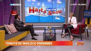 Ozge Uzun dans Ozge Uzun Ile Hafta Sonu - 02/02/19 - 05