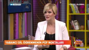 Ozge Uzun dans Ozge Uzun Ile Hafta Sonu - 02/02/19 - 06