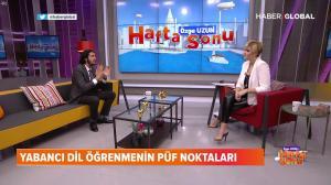 Ozge Uzun dans Ozge Uzun Ile Hafta Sonu - 02/02/19 - 07
