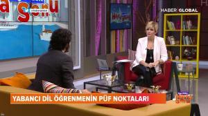 Ozge Uzun dans Ozge Uzun Ile Hafta Sonu - 02/02/19 - 08