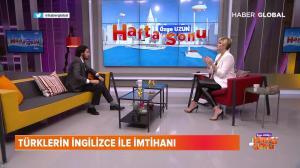 Ozge Uzun dans Ozge Uzun Ile Hafta Sonu - 02/02/19 - 09