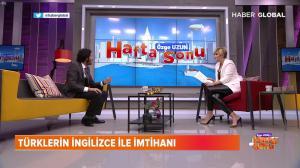 Ozge Uzun dans Ozge Uzun Ile Hafta Sonu - 02/02/19 - 11