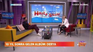Ozge Uzun dans Ozge Uzun Ile Hafta Sonu - 02/02/19 - 13
