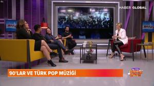 Ozge Uzun dans Ozge Uzun Ile Hafta Sonu - 02/02/19 - 14