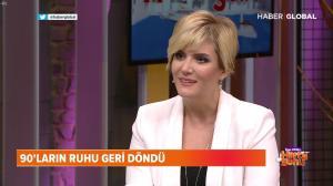 Ozge Uzun dans Ozge Uzun Ile Hafta Sonu - 02/02/19 - 15