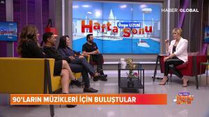 Ozge Uzun dans Ozge Uzun Ile Hafta Sonu - 02/02/19 - 16