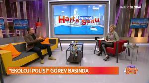 Ozge Uzun dans Ozge Uzun Ile Hafta Sonu - 18/11/18 - 03
