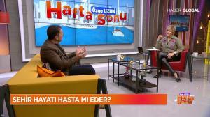 Ozge Uzun dans Ozge Uzun Ile Hafta Sonu - 18/11/18 - 05