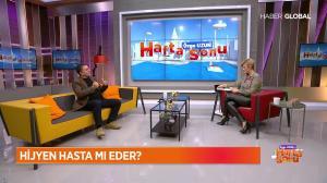 Ozge Uzun dans Ozge Uzun Ile Hafta Sonu - 18/11/18 - 06
