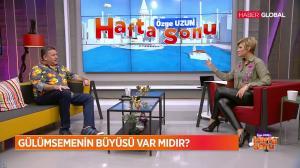 Ozge Uzun dans Ozge Uzun Ile Hafta Sonu - 18/11/18 - 07