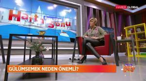 Ozge Uzun dans Ozge Uzun Ile Hafta Sonu - 18/11/18 - 08
