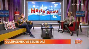 Ozge Uzun dans Ozge Uzun Ile Hafta Sonu - 18/11/18 - 10