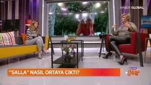 Ozge Uzun dans Ozge Uzun Ile Hafta Sonu - 18/11/18 - 11