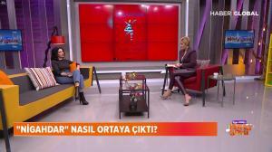 Ozge Uzun dans Ozge Uzun Ile Hafta Sonu - 23/02/19 - 10