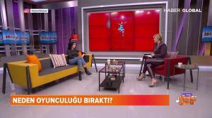 Ozge Uzun dans Ozge Uzun Ile Hafta Sonu - 23/02/19 - 11
